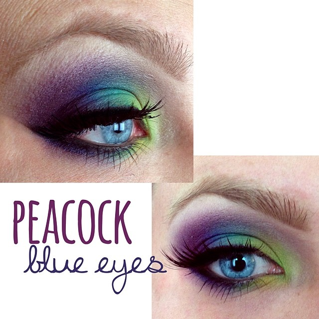 "Peacock inspired matte smokey eye with @houseoflashes ""Iconic"" This is the final pair of Luxury Lashes that #teaseandmakeup will now be offering... Looking forward to this upcoming season!! #teaseandmakeup #mua #motd #makeup #makeupartist #maccosmetics #mac #houseoflashes #houseoflashesiconic #iconiclashes #iconic #peacock #peacockmakeup #smokeyeye #mattemakeup #mattesmokeyeye #falsies #blueeyes"