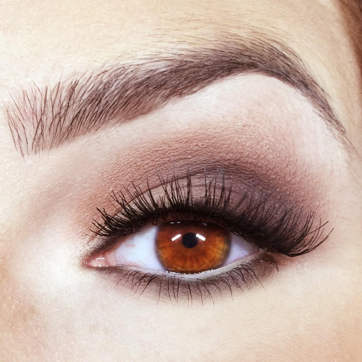 Neutral Matte Smokey Eye - Tease and Makeup