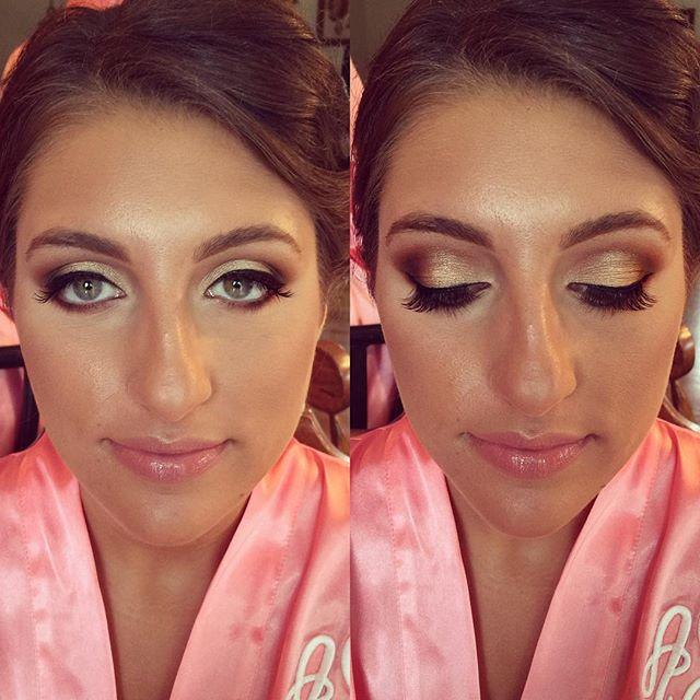 849e001f8826 Modern Renaissance Summer Wedding Makeup | Tease and Makeup