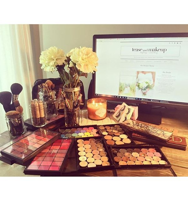 Wedding Season in Central New York – Tease and Makeup
