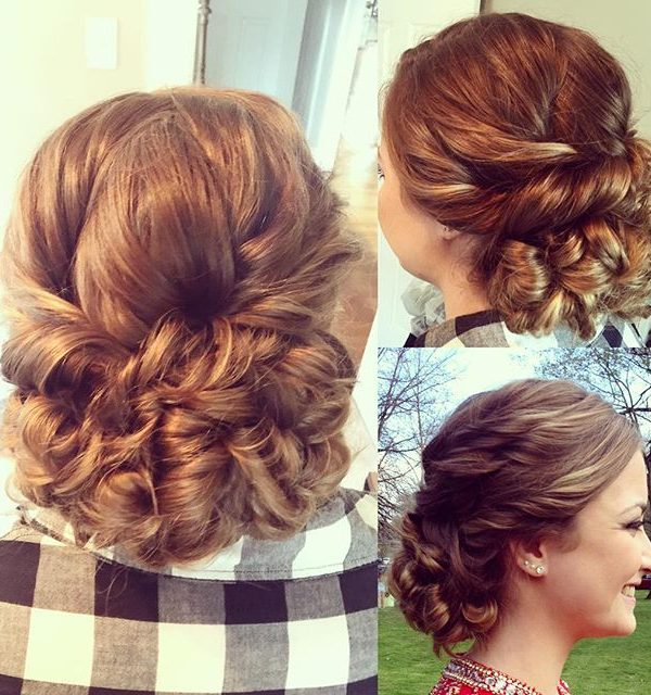 Prom Hairstyle – Holland Patent Prom 2016