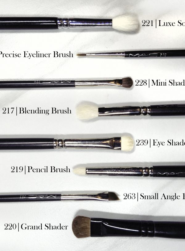 Makeup Brushes | for the Eyes